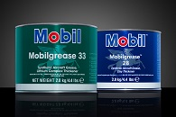 Mobilgrease 28 and 33.
