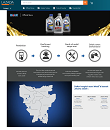 Mobil Lubricants store on Lazada's website.