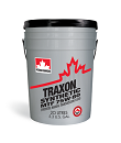 Traxon synthetic gear oil.